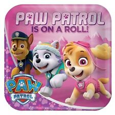 Amscan International Plaque Papier 551665 23 cm Paw Patrol