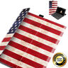 For Microsoft Surface Go Case American Flag Folio Leather Case Cover Stand
