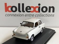MINICHAMPS 400014000 TRABANT 601S 1985 White 1.43 NB