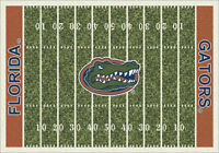 Florida Gators Milliken NCAA Home Field Indoor Area Rug