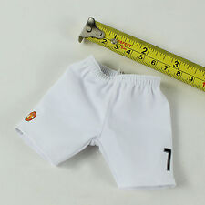 TC11-09 1/6th Manchester United No.7 Soccer Shorts