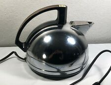 Working Vintage General Electric Ge Stainless Steel Tea Kettle Pot A1K52A Mcm