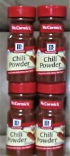 Lot of 4 McCormick Chili Powder..Exp. 1/22....4.5 oz