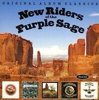 New Riders of the Pu - Original Album Classics [New CD] Holland - Import