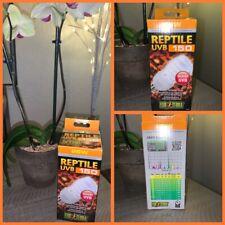 New listing 🦎Exo Terra Reptile Desert Uvb 150 26W Energy Saving Bulb Pt2189 🦎