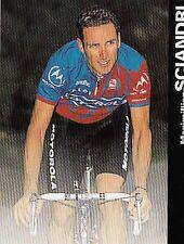 MAXIMILLIAN SCIANDRI Cyclisme Ciclismo Team Motorola 96