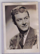 Johnny Long Photograph and Autograph, ca.1940's
