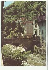 BELLA CARTOLINA DI MORBEGNO PONTE SUL BITTO 1970