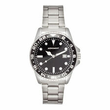 Monument Men's 'Mark I' Diver Style Date Watch MMT4669