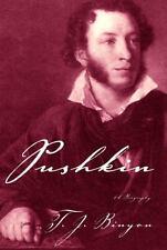 Pushkin: A Biography, Binyon, T.J., Good Condition, Book