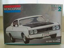 VINTAGE MONOGRAM - (1969) '69 FORD TALLADEGA MODEL KIT (SEALED)