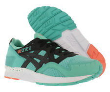 ASICS Gel-lyte V H607n-7790 Turquoise Suede Leather Synthetic Casual Shoes Men Blues 9