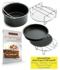 Air Fryer Accessories for Gowise Phillips and Cozyna, Set of 5, Fit all...