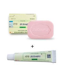 Zudaifu antibacterial Psoriasis Eczema Cream Massage Plus Zudaifu Herbal Soap