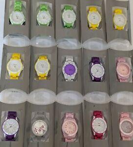 Wholesale Joblot 15 London Identity Mixed Watches RRP 250 A27