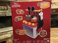 Disney Junior Mickey Mouse Kitchen playset cuisine 20 piece brand new in box.