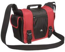 Rot/Schwarz DSLR Kamera Schultertasche für Canon EOS 1300D 1200D 1100D 80D 100D