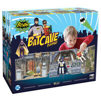 Batman Classic TV Series Batcave Retro Playset