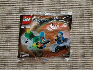 NEW Sealed Alien Encounter 2001 Life on Mars Lego Space 1195 Stocking Stuffer