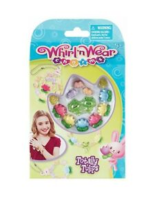 WHIRL-N-WEAR CHARMS BRACELET KITS * TOTALLY TULIPS