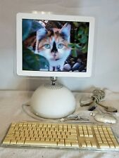 IMAC 2002 POWER-MAC MODEL M6498 W/ KEYBOARD & MOUSE WORKING