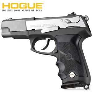 Hogue RUGER P85 P89 P90 P91 GRIP Rubber 85000 FAST SHIP