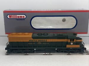 Williams Item No. 21707 Great Northern SD-45 Diesel Engine O Gauge  Used  #400