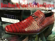 Bravo Dressy Big Variety Men's Shoes Clearness