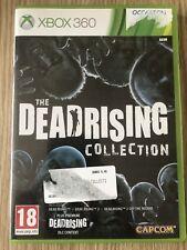 THE DEADRISING COLLECTION 3 HEUX XBOX 360 FRANÇAIS  RARE