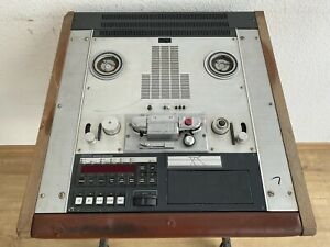 """Studer A812 Tonbandgerät / Tape Recorder """"FOR PARTS ONLY"""" #2"""