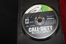 Call of Duty: Black Ops II 2 (Xbox 360, 2012) *Disc Only* TESTED AND WORKS!