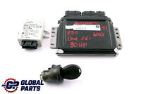 BMW MINI R50 One 1.6 W10 90HP Engine ECU Kit DME 7527610 + EWS + Key Automatic