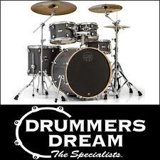 NEW MAPEX Mars Series 5Pce ROCK Drum Kit set Smokewood Finish W/ BLACK Hardware