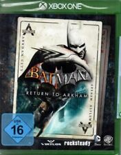 Batman-Return To Arkham-Xbox One-germano-nuevo/en el embalaje original