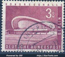 ALLEMAGNE BERLIN N° 135A AVEC OBLITERATION (BL)