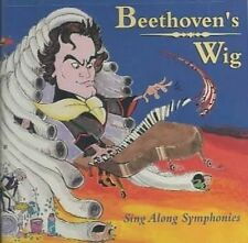 Sing Along Symphonies 0011661811225 by Beethoven's Wig CD