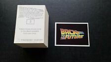 *** Panini Back To The Future Stickers ( 1985 ) ***