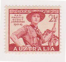 (OR-175) 1948 AU 2½d Scout Jamboree MUH SG227 (D)