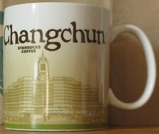 Starbucks City Icon Mug Changchun (China), 16oz neu, mit SKU, *** HTF - Rare ***