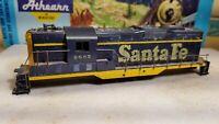 Athearn gp9 Santa Fe shell for locomotive train engine body HO scale gp7