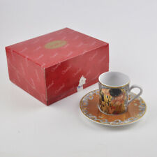 """Goebel Tasse - Espressotasse - Gustav Klimt """"Der Kuss"""" - Artis Orbis - 2.Wahl"""