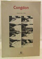 CATALOGO ARTE DISEGNI - CONGDON Pastelli 1984-1994 Edizioni Aspasia 1995