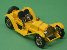 Y-7 Mercer raceabout GIALLO 1913 MATCHBOX MODELS OF YESTERYEAR BY LESNEY ENGLAND