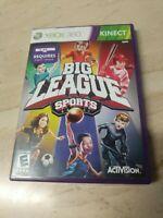 Big League Sports Microsoft Xbox 360 Activision