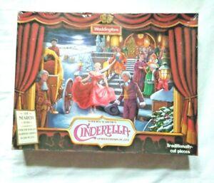 1000 PIECE CINDERELLA JIGSAW PUZZLE WADDINGTONS Ltd EDITION SUPER DELUXE