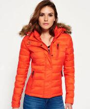 Superdry Hip Faux Fur Coats, Jackets & Waistcoats for Women