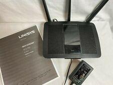 Linksys EA7400 Max-St AC1750 MU-MIMO Gigabit Wi-Fi Router w/ Power Supply bundle