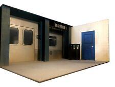 """Estación de metro 6""""/7"""" Figura De Acción Escala 1/12 paisaje de fondo diorama kit"""