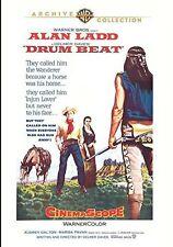 Drum Beat DVD (1954) - Alan Ladd, Audrey Dalton, Marisa Pavan, Delmer Daves