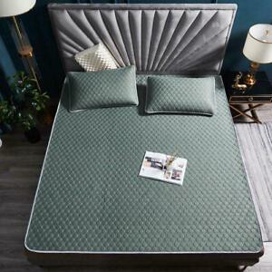 2021 Summer Cooling Bed Mats Cool Fiber Sleeping Mats Foldable Soft Bedding Sets